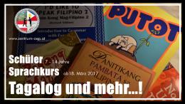 Tagalog und mehr...! Sprachkurs für Schüler...